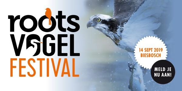 Roots organiseert Vogelfestival in de Biesbosch