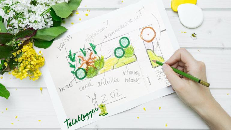 Ontwerp zelf je tuin, 10 tuinontwerp tips!