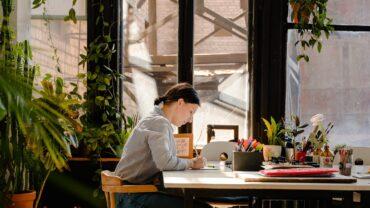 Waarom een kantoorblokhut fijn is om in te werken